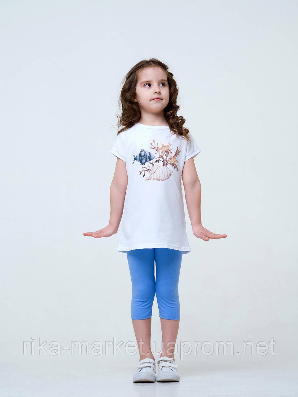 Туника для девочки, Смил, от 2 до 6 лет, 110573
