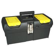 Скринька для інструментів Stanley Серія 2000, 16(411х199х185мм) (1-92-065)