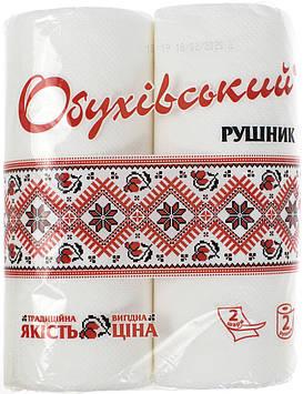 """Рушник паперовий """"Обухівський"""" (2шт) №3797(24)"""