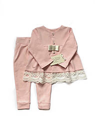 Костюм Andriana Kids туніка і рожеві штани