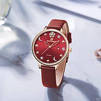 Часы женские Naviforce NF5009 Red-Cuprum-Red