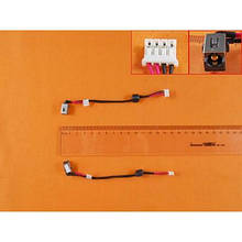 Разъем питания ноутбука с кабелем ASUS PJ423 (5.5mm x 2.5mm), 4-pin, 16 см (A49093)
