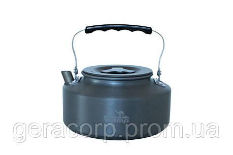 Чайник анодированный алюминий Tramp 1,1 л, фото 2