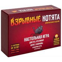 Настольная игра Hobby World Взрывные котята (915083)