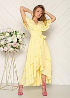 Вечірнє плаття з шлейфом (44-56), фото 1