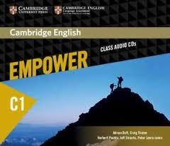 Cambridge English Empower C1 Advanced Class Audio CDs (4)