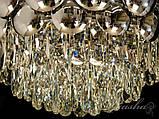 Підвісна кришталева люстра QS6608/400HR, фото 4