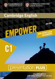Cambridge English Empower C1 Advanced Presentation Plus DVD-ROM