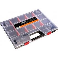 Скринька для інструментів Neo Tools для кріплення (органайзер) (84-119)
