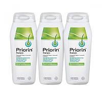 Приорин (Priorin) - шампунь для ускорения роста волос и предотвращения их выпадению, 200мл