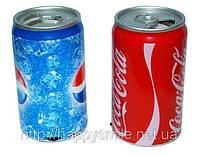 MP3-плеер Coca-Cola, MP3-плеер Pepsi – креативный гаджет для любого возраста