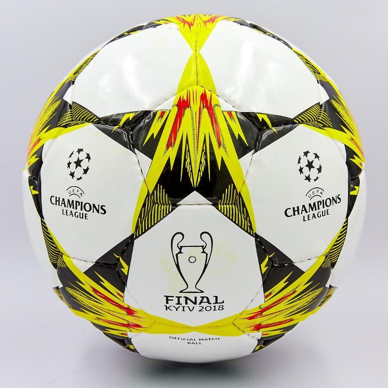 М'яч футбольний PU CHAMPIONS LEAGUE FINAL KYIV 2018 FB-0094