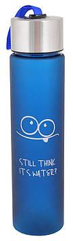 "Пляшка для напоїв пласт. ""Yes"" 500мл Still Think №706094(20)"