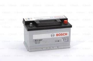 "Audi 80 Аккумулятор Bosch S3 70Ah, EN 640 правый +"" 278 x 175 x 175 (ДхШхВ) BOSCH 0 092 S30 070"", фото 3"