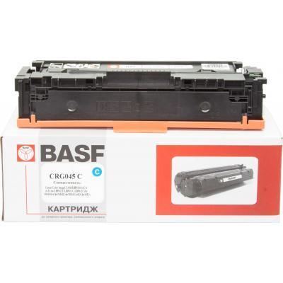 Картридж BASF Canon 045C, 1241C002 (KT-CRG045C)