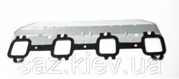 Прокладка выпускного коллектора на JCB 3CX, 4CX