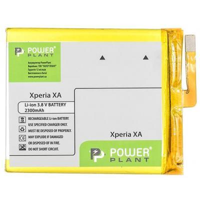 Аккумуляторная батарея PowerPlant Sony Xperia XA (LIS1618ERPC) 2300mAh (SM190164)