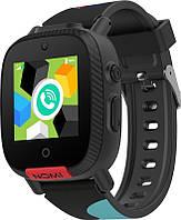 Детские смарт-часы Nomi Kids Transformers W2s Black (491806)