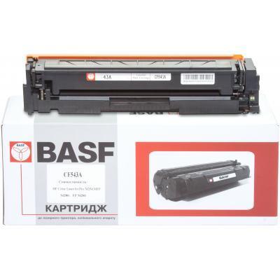 Картридж BASF для HP CLJ M280/M281/M254 Magenta (KT-CF543A)