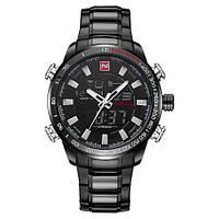 Часы мужские NAVIFORCE 9093 Black (4240-12645a)