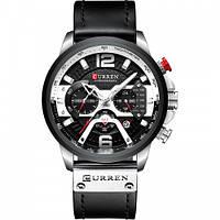 Наручные часы мужские CURREN 8329 Black (4242-12640a)