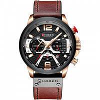 Наручные часы мужские CURREN 8329 Brown (4242-12641a)