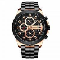 Часы мужские наручные CURREN 8337 Black (4243-12642a)