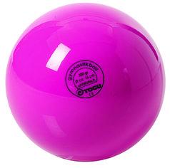 М'яч гімнастичний глянцевий 300гр Togu, Німеччина Рожеві