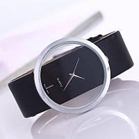 Женские наручные часы QUARTZ Черные (552701120061)