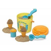 Игровой набор Melissa&Doug Приготовление песочного мороженого (MD6433)