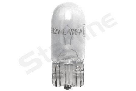 Audi 80 Автомобильная лампа: 12 [В] W5W/12V цоколь W2.1x9.5d - безцокольная STARLINE S 99.99.997, фото 2