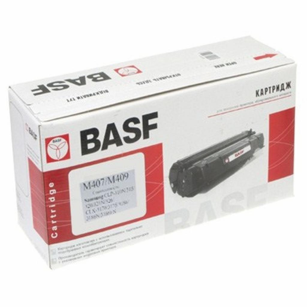 Картридж BASF для Samsung CLP-310N/315/320 Magenta (KT-CLTM409S)