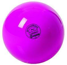 Мяч гимнастический глянцевый  300гр Togu, Германия Малиновый