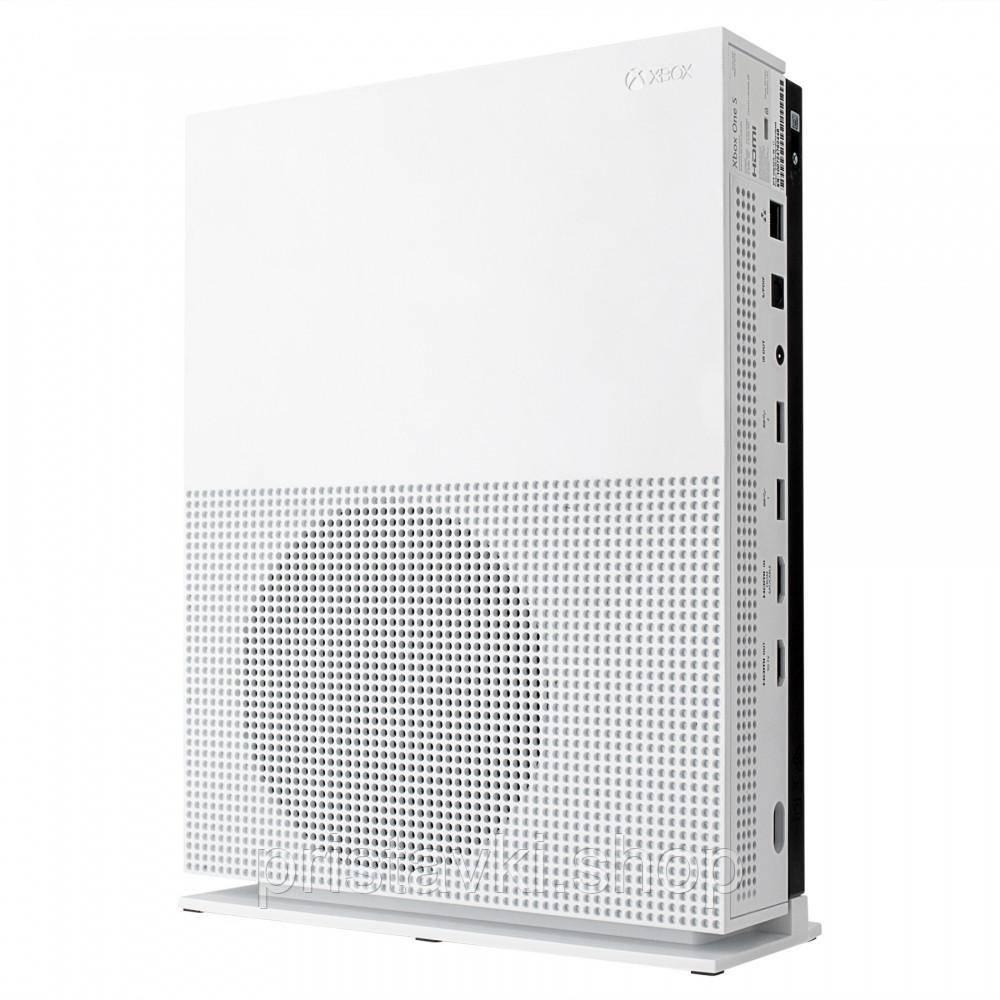 Вертикальна підставка для XBOX One S біла