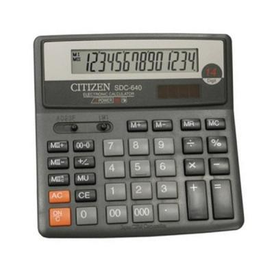 Калькулятор Citizen SDC-640 (II) (SDC-640)