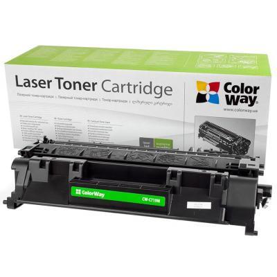Картридж ColorWay для CANON 719Univ + тонер TN-2035 (2шт) (CW-C719M/TH-2035)