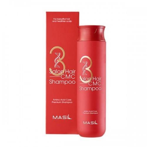 Шампунь с аминокислотами Masil 3 Salon Hair CMC Shampoo