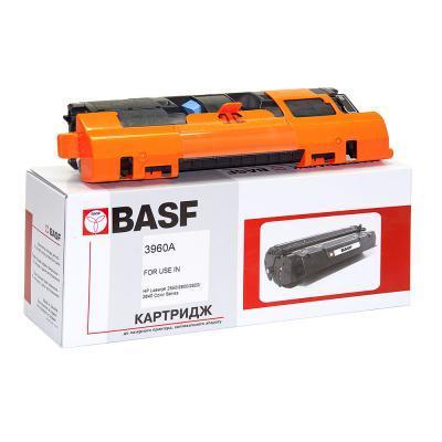 Картридж BASF для HP CLJ 2550/2820/2840 аналог Q3960A Black (KT-Q3960A)