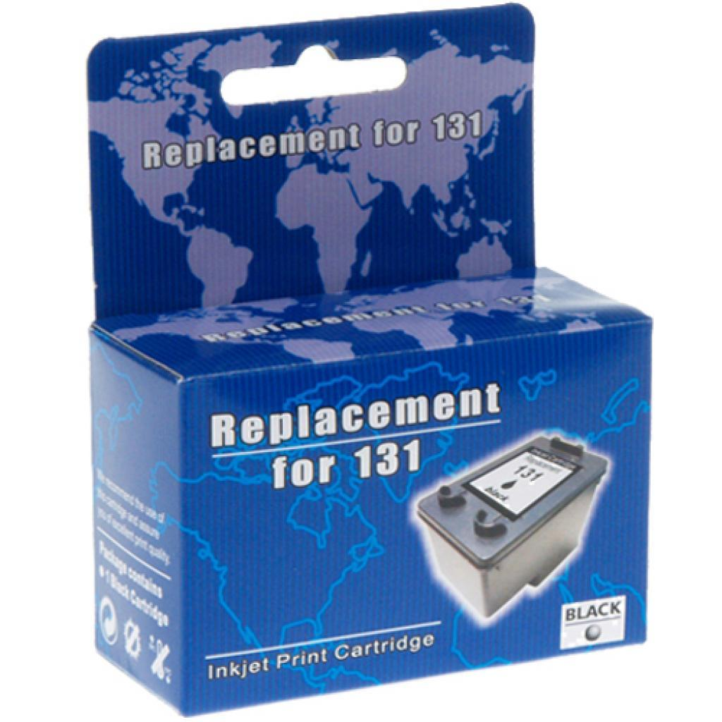 Картридж Microjet для HP №131 Black (C8765HE) (HC-F33)