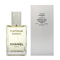 Тестер мужской Chanel Platinum Egoiste (Шанель Эгоист Платинум)
