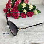 Модні чорні сонцезахисні окуляри лінза polarized, фото 8