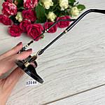 Модні чорні сонцезахисні окуляри лінза polarized, фото 7