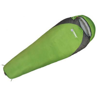 Спальний мішок Terra Incognita Junior 200 L green / gray (4823081502050)