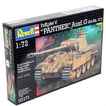 Сборная модель Revell Танк Пантера уровень 4,1:72 (RVL-03171)