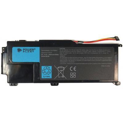 Аккумулятор для ноутбука DELL XPS 14z (V79Y0) 14.8 V 3800mAh PowerPlant (NB440306)