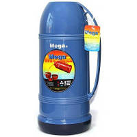 Термос MEGA M ЕТ190, 1,9 л (0717040381906BLUE)