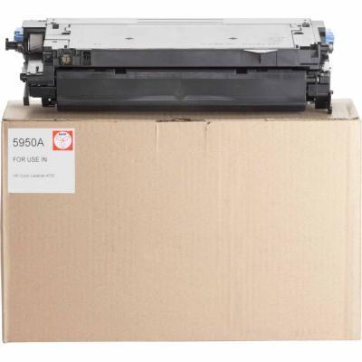 Картридж BASF для HP CLJ 4700 аналог Q5950A Black (KT-Q5950A)