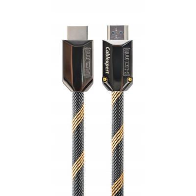 Кабель мультимедійний HDMI to HDMI 7.5 m V2.0b Cablexpert (CCBP-HDMIPCC-7.5 M)