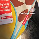Рюкзак детский Skip Hop Zoo Zoo жираф. Оригинал., фото 8