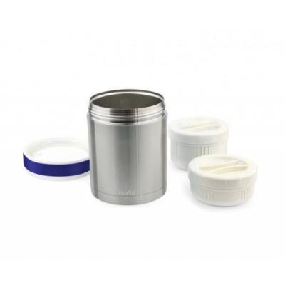 Термос Nuvita для їжі 1000 мл, 2 контейнера (NV1478)